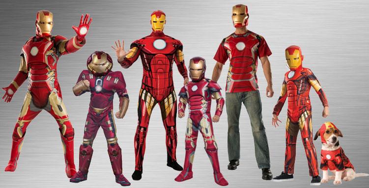 Iron Man Costume Ideas
