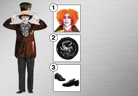 Mad Hatter Ultimate Costume