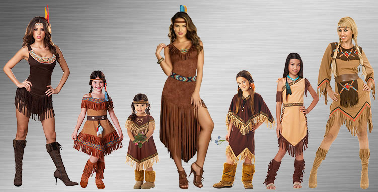 Pocahontas Costume Ideas