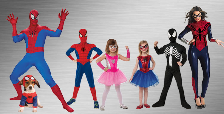 Spider-man Costume Ideas