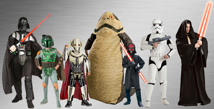 Stormtrooper Group Costume Ideas