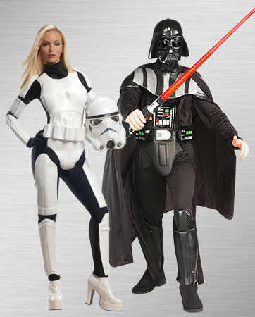 Stormtrooper and Darth Vader Costume Ideas  sc 1 st  BuyCostumes.com & Stormtrooper Costumes - Halloween Costumes | BuyCostumes.com