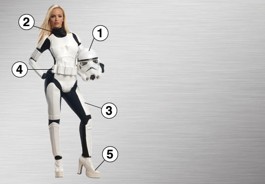 Stormtrooper Costume Essentials