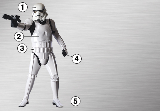 Stormtrooper Ultimate Costume