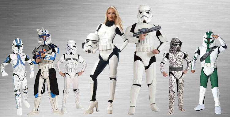 Stormtrooper Costume Ideas