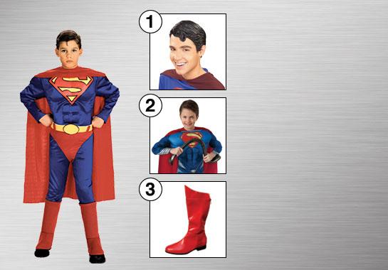 Superman Costume Accessories