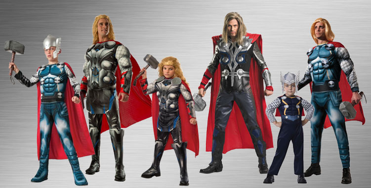 Thor Costume Ideas