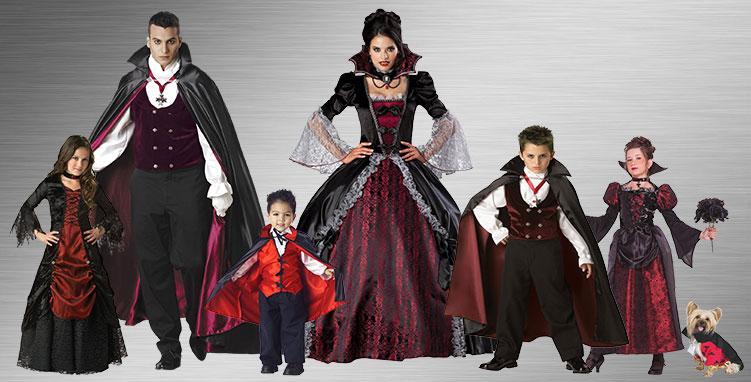 Vampire Group Costumes