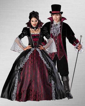 Vampiress of Versailles and Vampire of Versailles