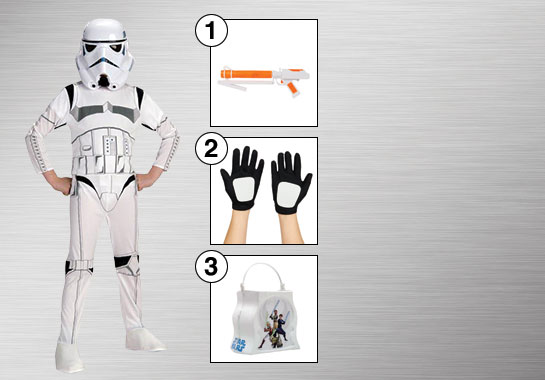 Stormtrooper Costume Accessories
