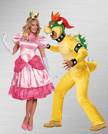 Super Mario Brothers Costumes Halloween Costumes Buycostumescom