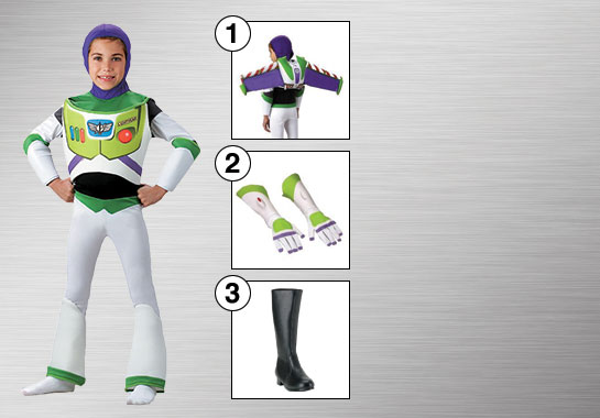 Enhance Your Style - Buzz Lightyear