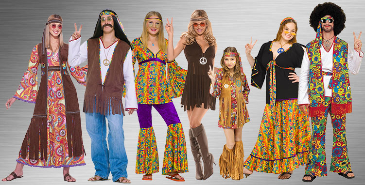 70s Group Costumes