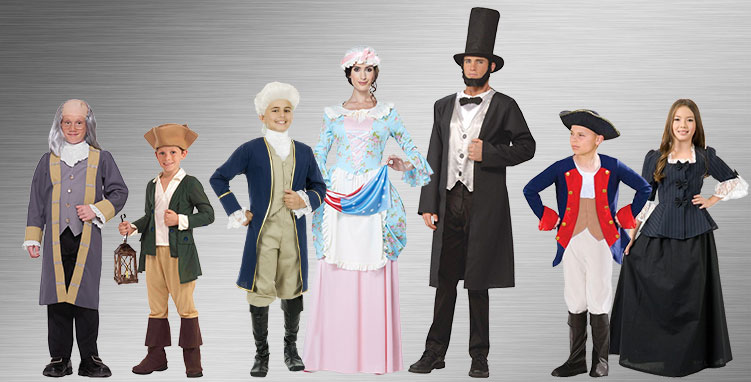 Patriotic Group Costumes