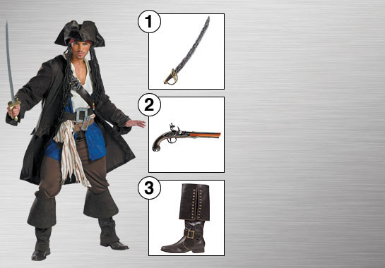 Enhance Your Style - Jack Sparrow