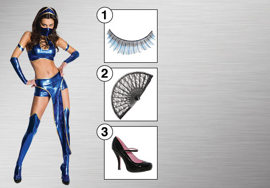Enhance Your Style - Kitana