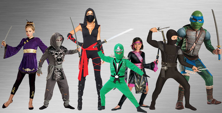 Ninja Costume Ideas