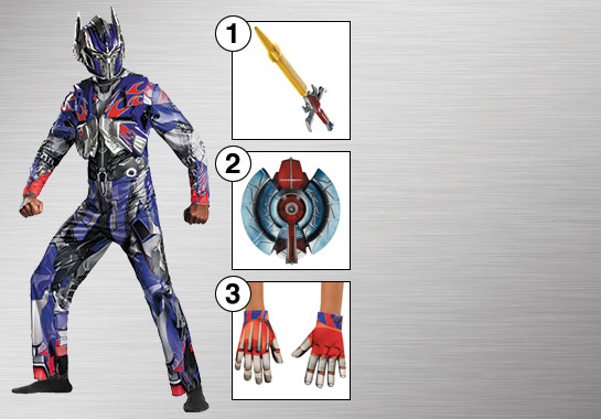 Enhance Your Style - Optimus Prime