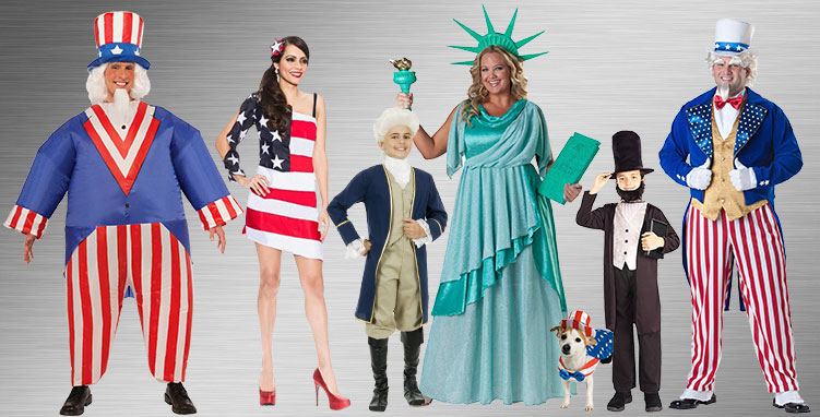 Patriotic Costume Ideas