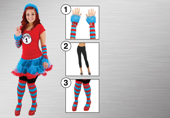 Enhance Your Style - Thing 1 or Thing 2