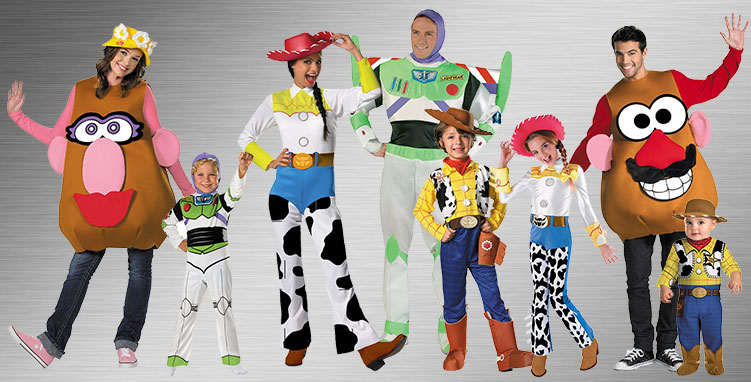 Toy Story Costume Ideas