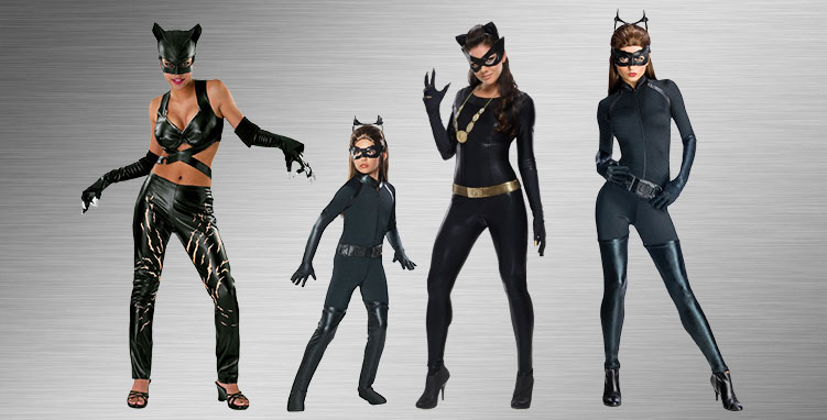 Catwoman Costume Ideas
