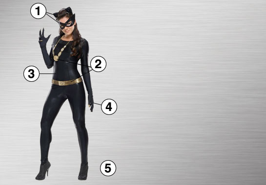 Ultimate Costume - Catwoman