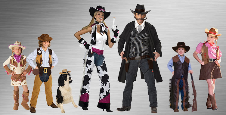 Western Group Costume Ideas