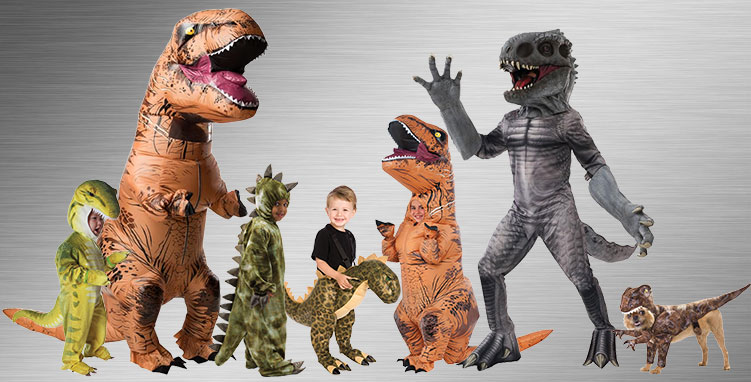 Jurassic World Group Costume Ideas
