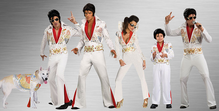 Elvis Costume Ideas