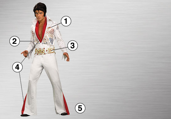 Ultimate Elvis Costume