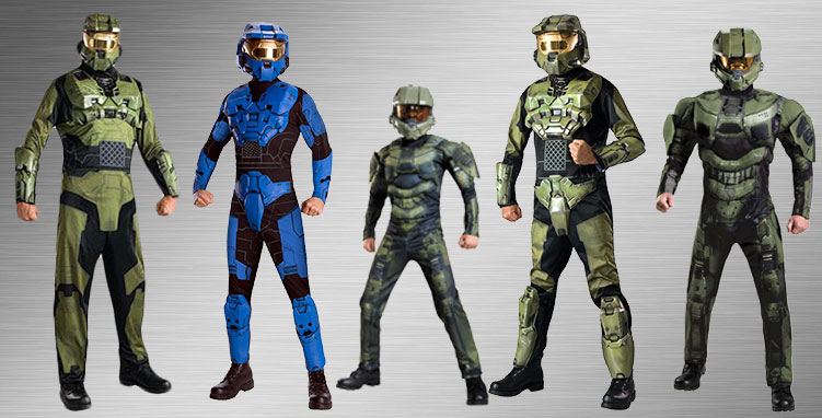 Halo Costume Ideas