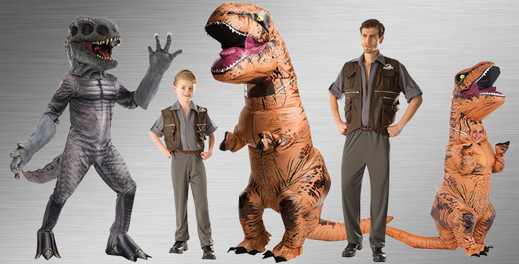 Jurrassic World Costume Ideas