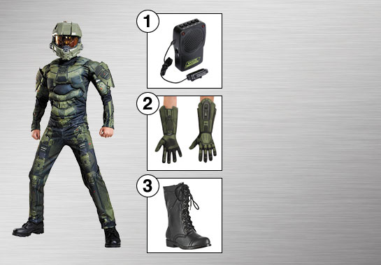 Enhance Your Style - Master Chief