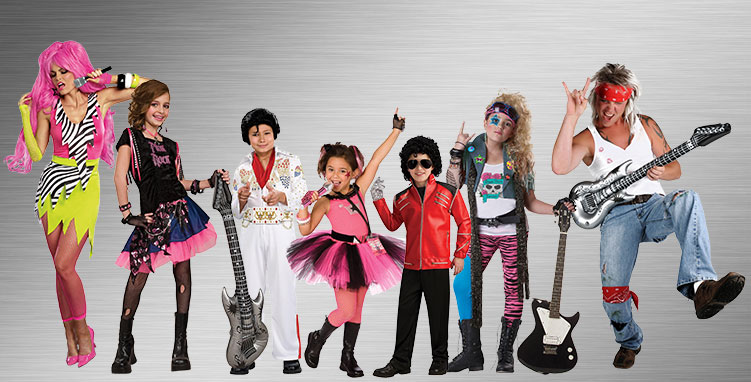 Elvis Group Costume Ideas