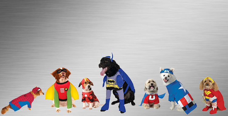 Dog Group Costume Ideas