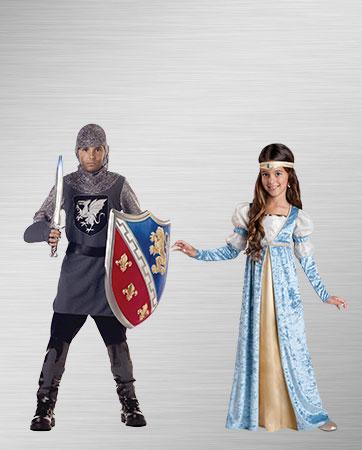 Renaissance Kids Costumes