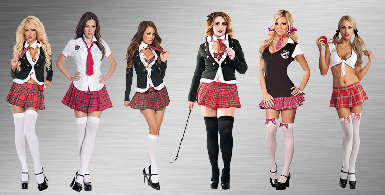 School Girl Costume Ideas