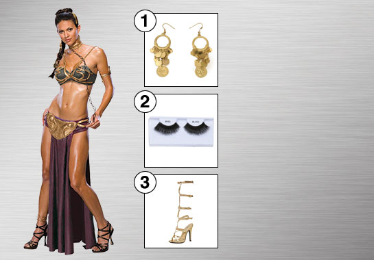 Enhance Your Style - Princess Leia Slave
