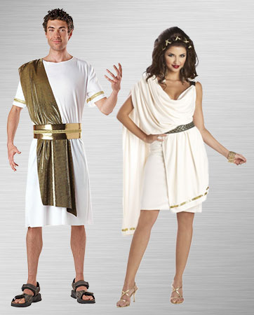 Toga Couple Costumes