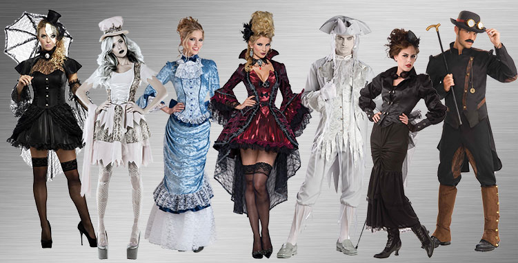Steampunk Group Costume Ideas