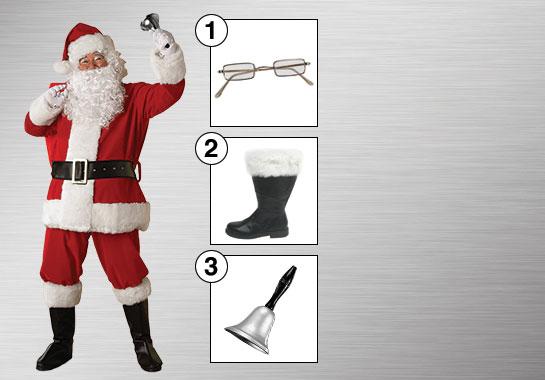 Santa Costume Accessories