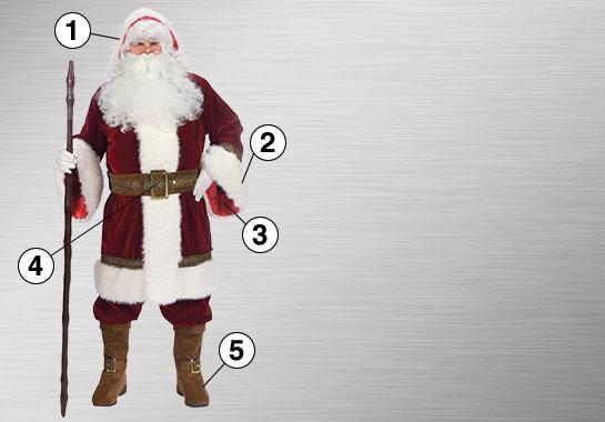 Ultimate Costume - Santa
