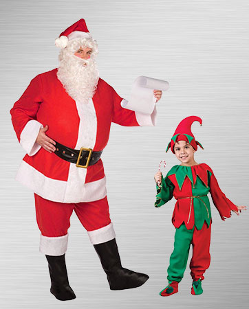 Elves Costumes