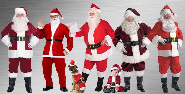 Santa Costume Ideas
