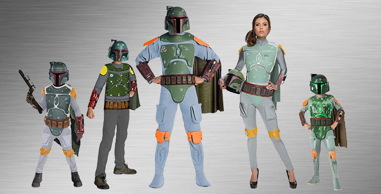Boba Fett Costume Ideas