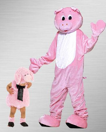 Piggies Costumes