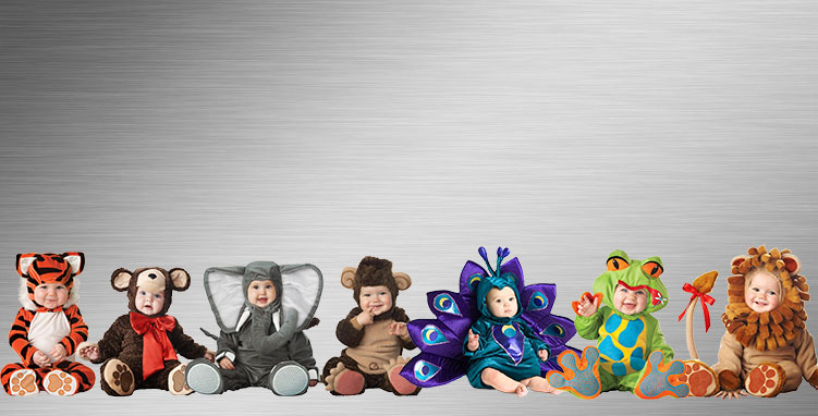 Baby Group Costumes