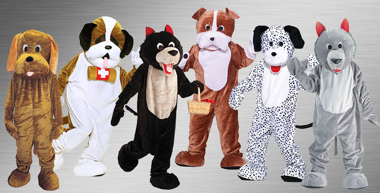 Mascot Group Costume Ideas