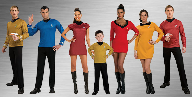 Star Trek Group Costume Ideas